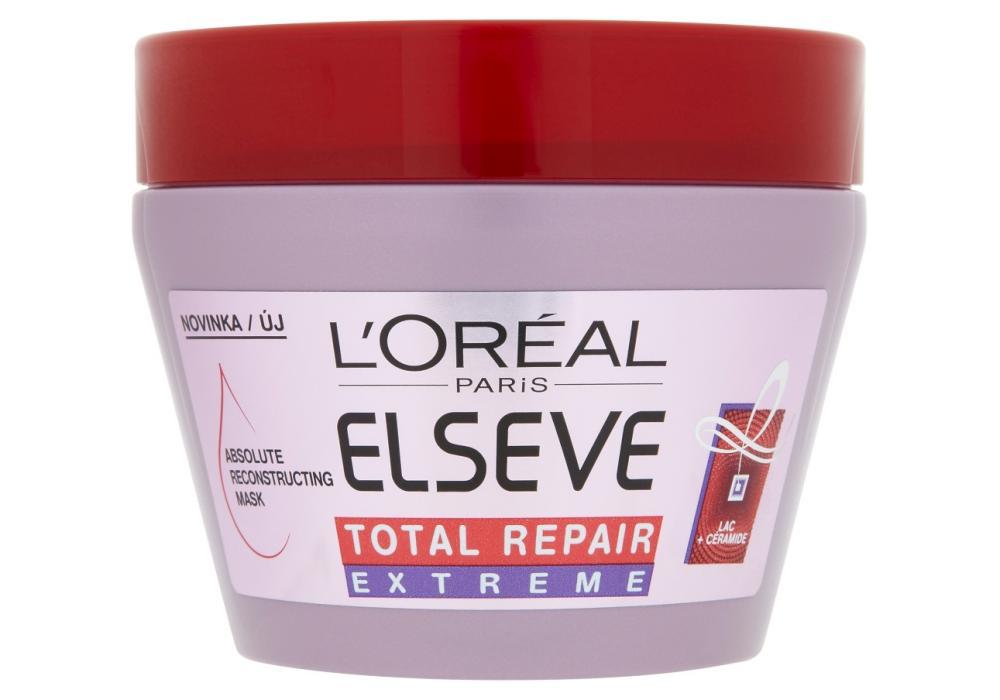 Maska pro velmi poškozené vlasy Loréal Elseve Total Repair Extreme - 300 ml