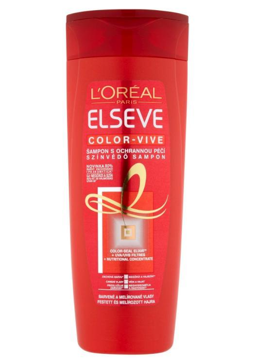 Šampon pro ochranu barvy Loréal Elseve Color-Vive - 400 ml