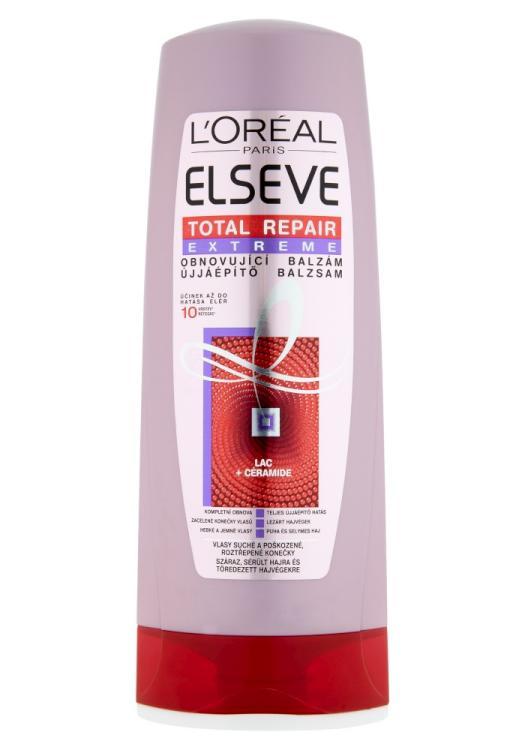Péče pro velmi poškozené vlasy Loréal Elseve Total Repair Extreme - 400 ml