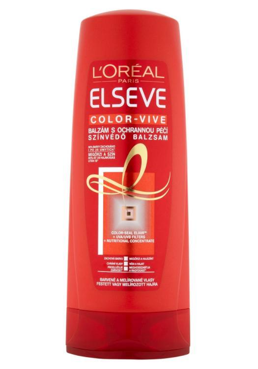 Péče pro ochranu barvy Loréal Elseve Color-Vive - 400 ml