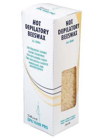 Depilační vosk pro všechny typy pleti Sibel Beeswax Pearls - 250 g (7410432)