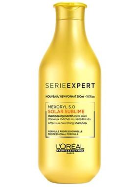 Šampon pro ochranu vlasů před sluncem Loréal Solar Sublime - 300 ml