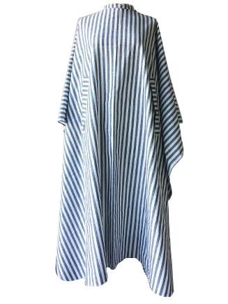 Pláštěnka na stříhání Sibel Barburys Stripes Barbering Cape - pruhovaná (5570004) + DÁREK ZDARMA