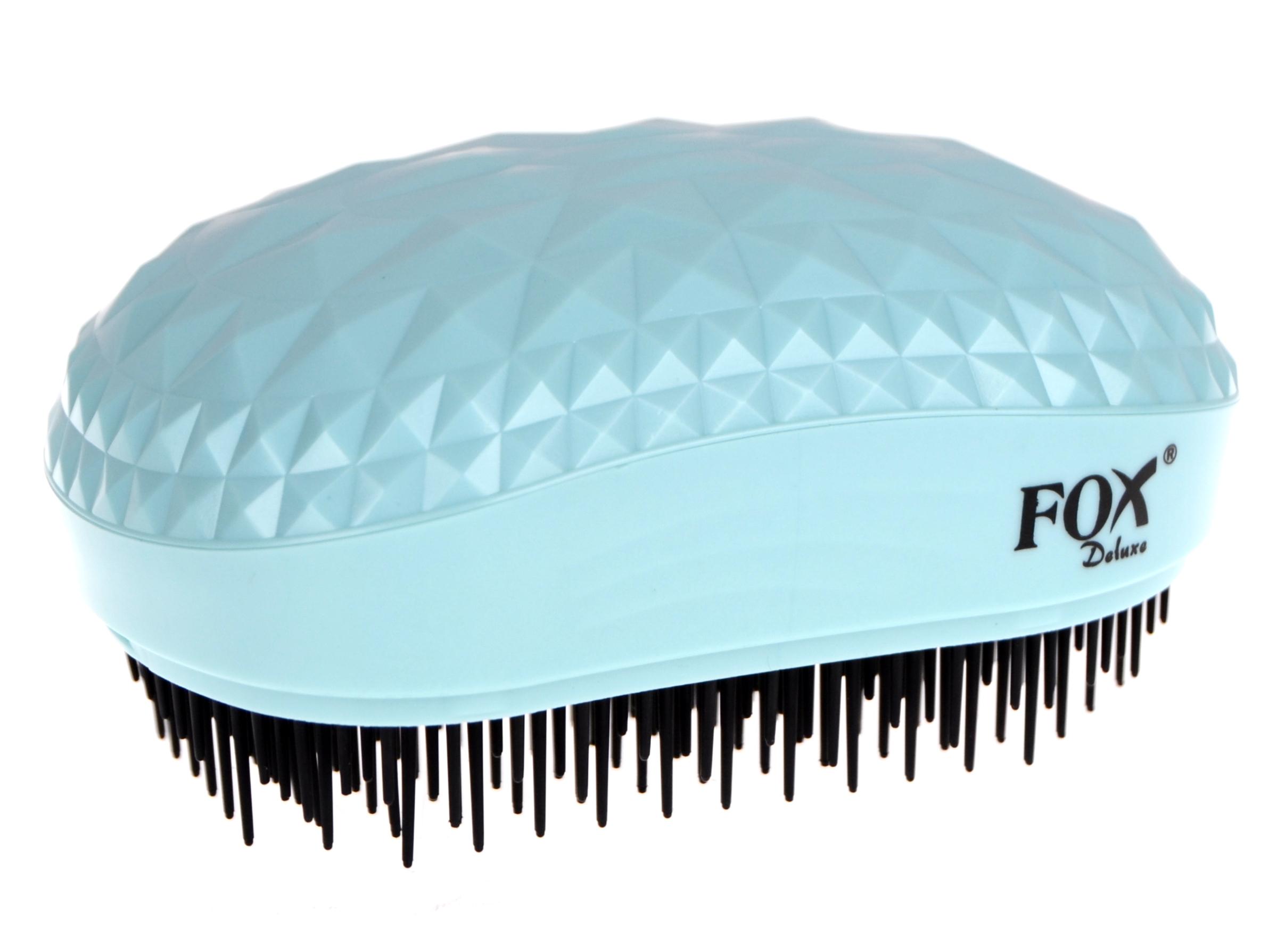 Kartáč na rozčesávání vlasů Fox Deluxe - mátový (2745002) c83356fd15