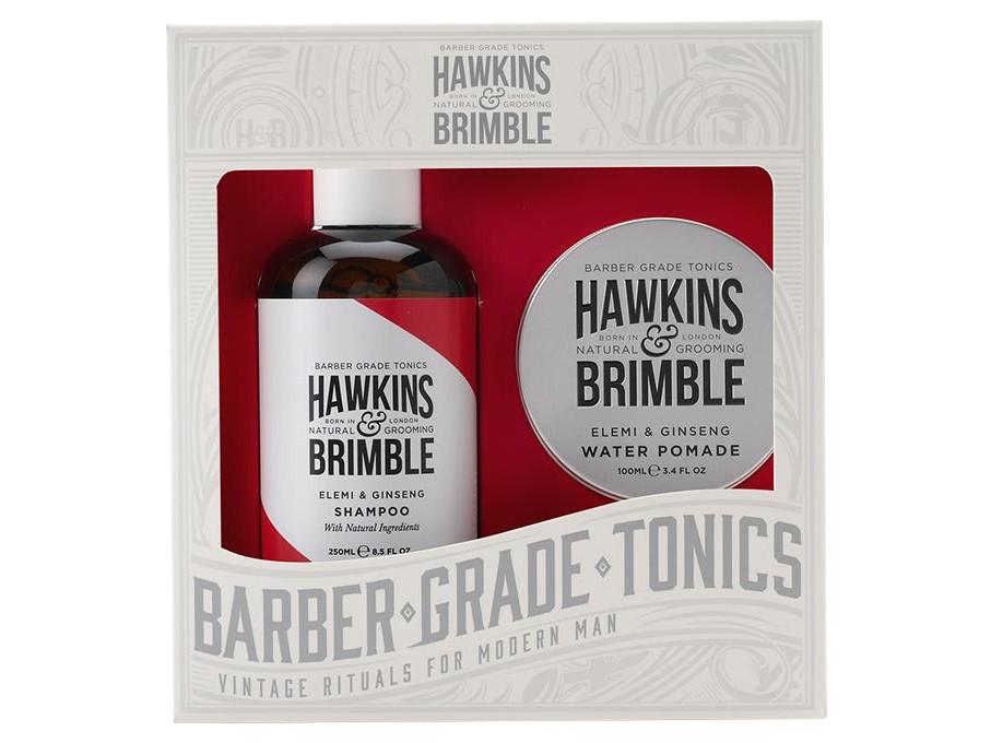 Dárková sada na vlasy Hawkins a Brimble (HAW106) + DÁREK ZDARMA