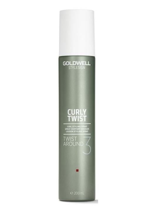 Sprej na tvarování vln Goldwell Twist Around - 200 ml (227525) + DÁREK ZDARMA