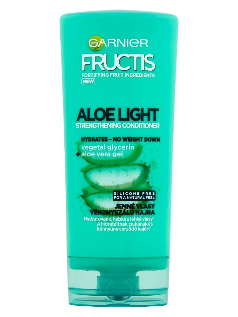 Balzám pro jemné vlasy Garnier Fructis Aloe Light - 200 ml
