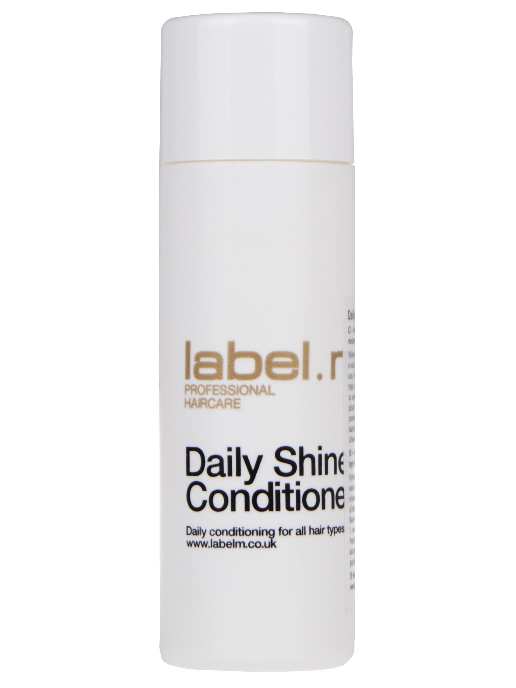 Péče pro všechny typy vlasů Label.m Daily Shine - 60 ml (600062) + DÁREK ZDARMA