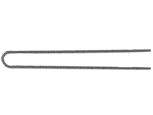 Japonská vlásenka Sibel - 5 cm, černá - 40 ks (4031439)