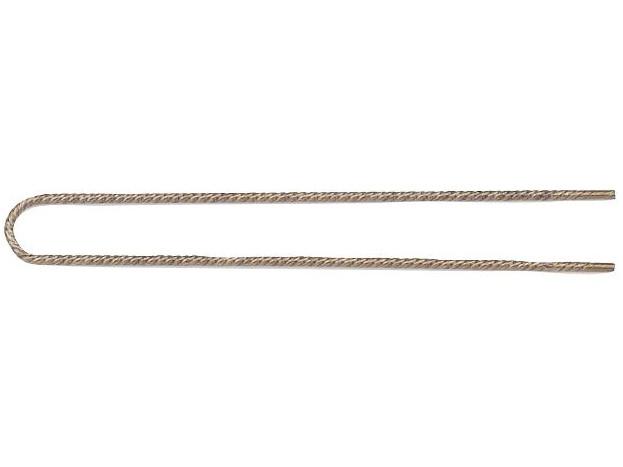 Japonská vlásenka Sibel - 7 cm, bronzová - 40 ks (4031532)