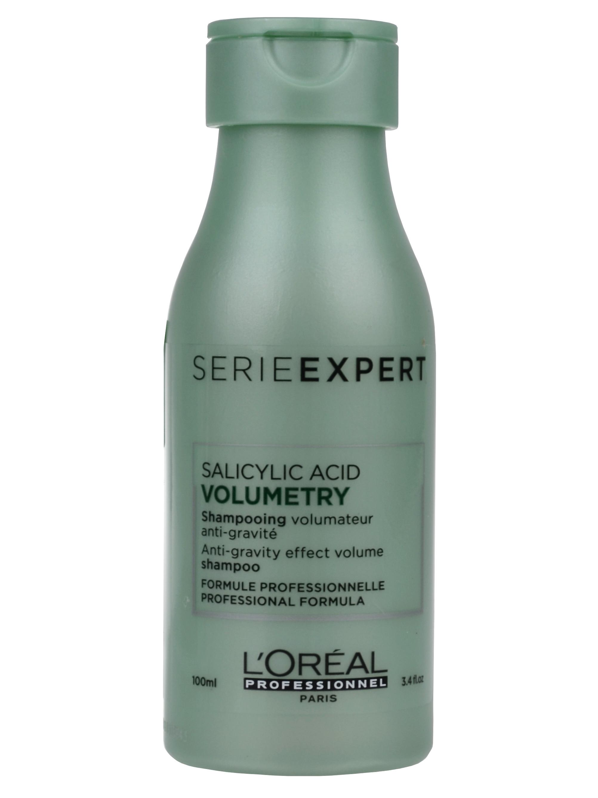 Šampon pro objem jemných vlasů Loréal Volumetry - 100 ml