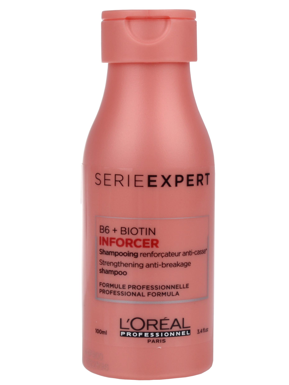 Šampon pro posílení vlasů Loréal Inforcer - 100 ml