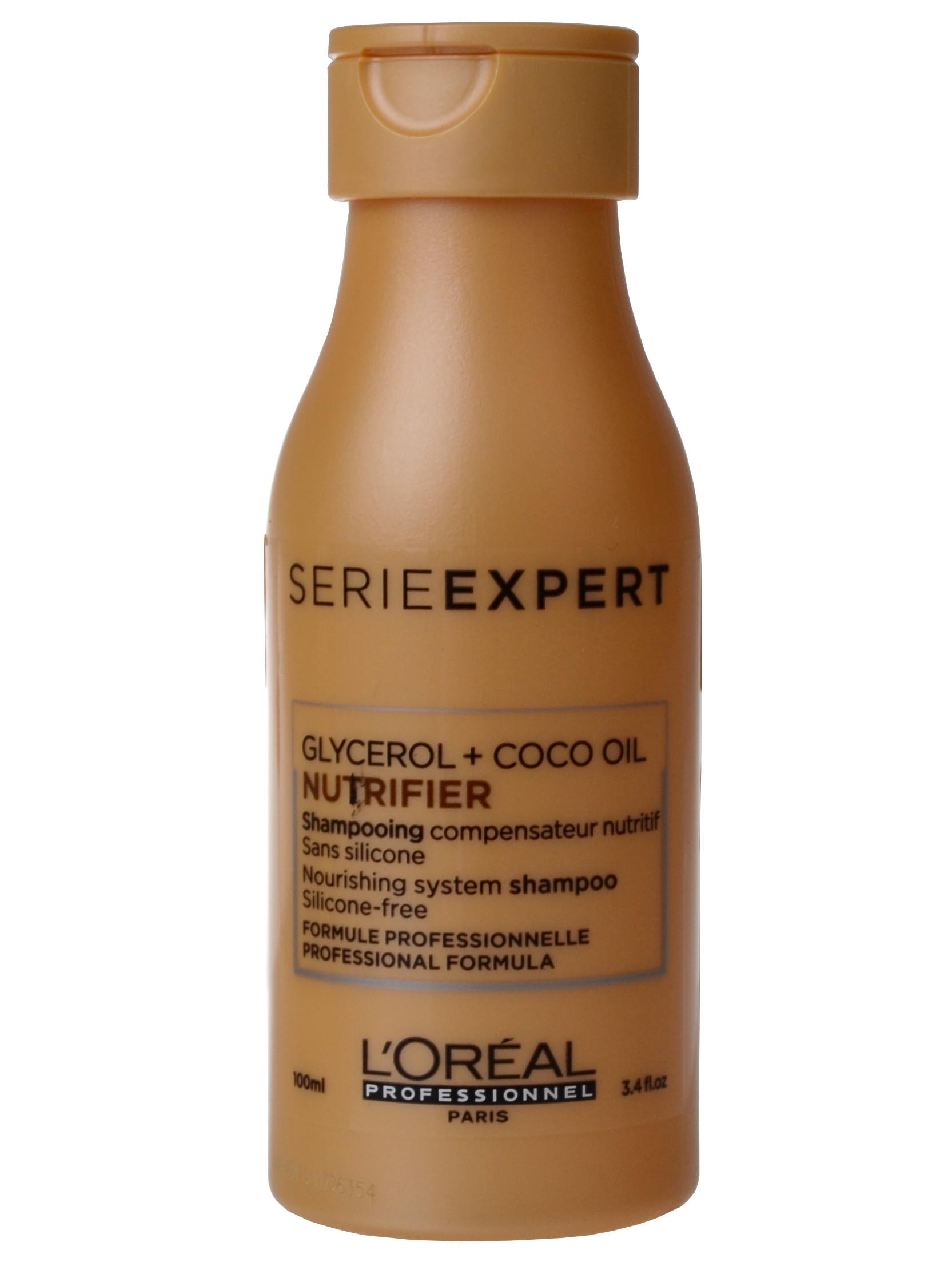 Vyživující šampon pro suché vlasy Loréal Nutrifier - 100 ml