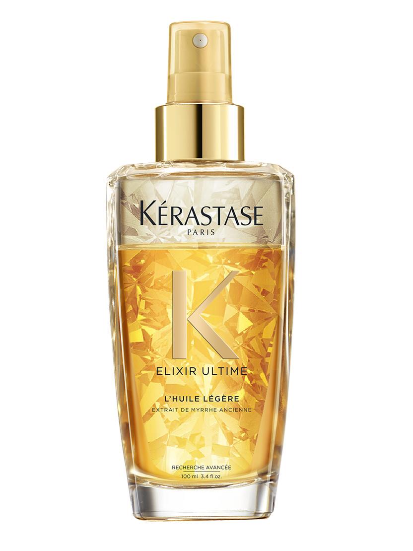 Olejová mlha pro jemné a normální vlasy Kérastase Elixir Ultime Légére - 100 ml + DÁREK ZDARMA