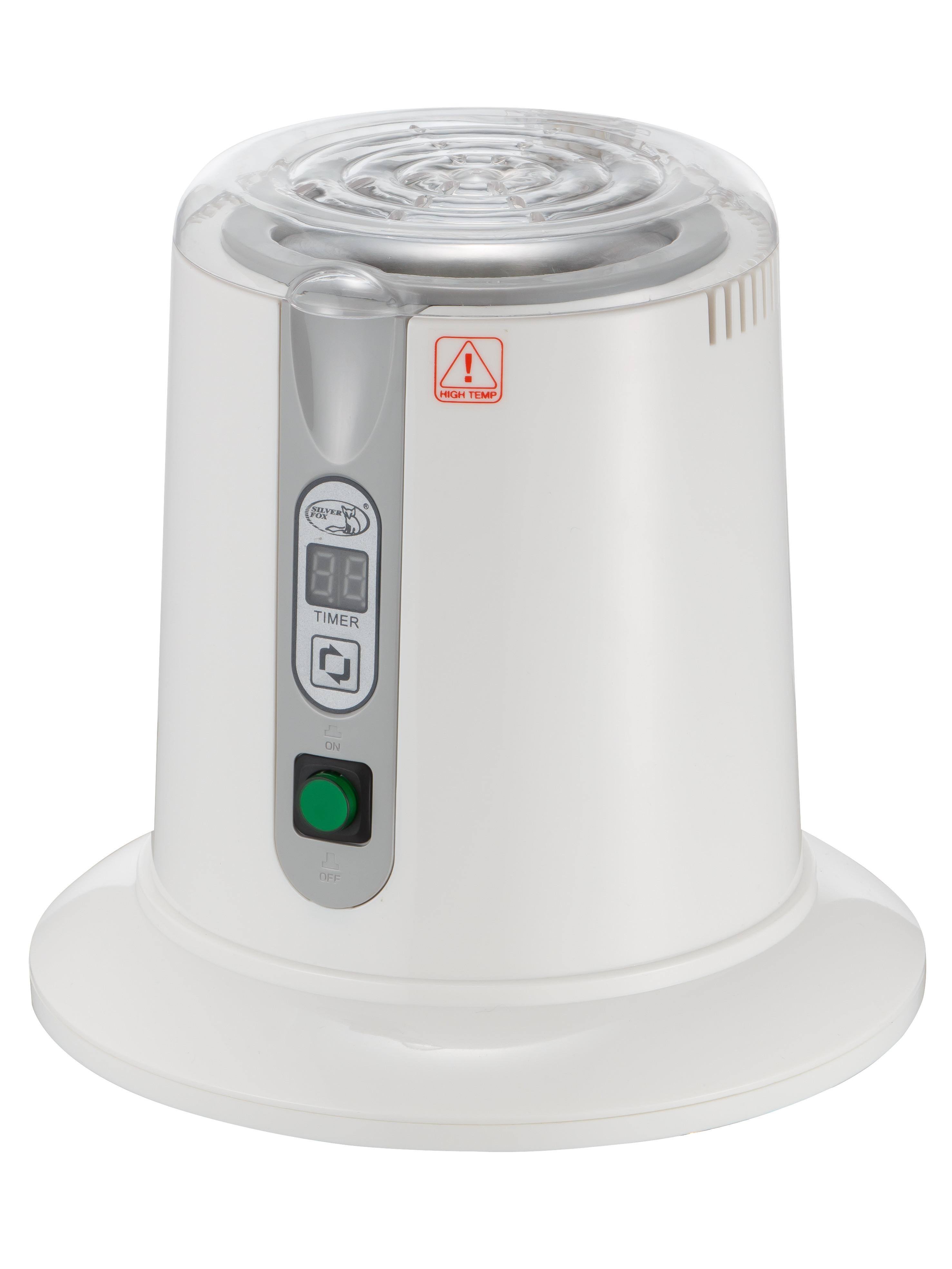 Digitální sterilizátor SilverFox S-01D - objem 152 ml + DÁREK ZDARMA