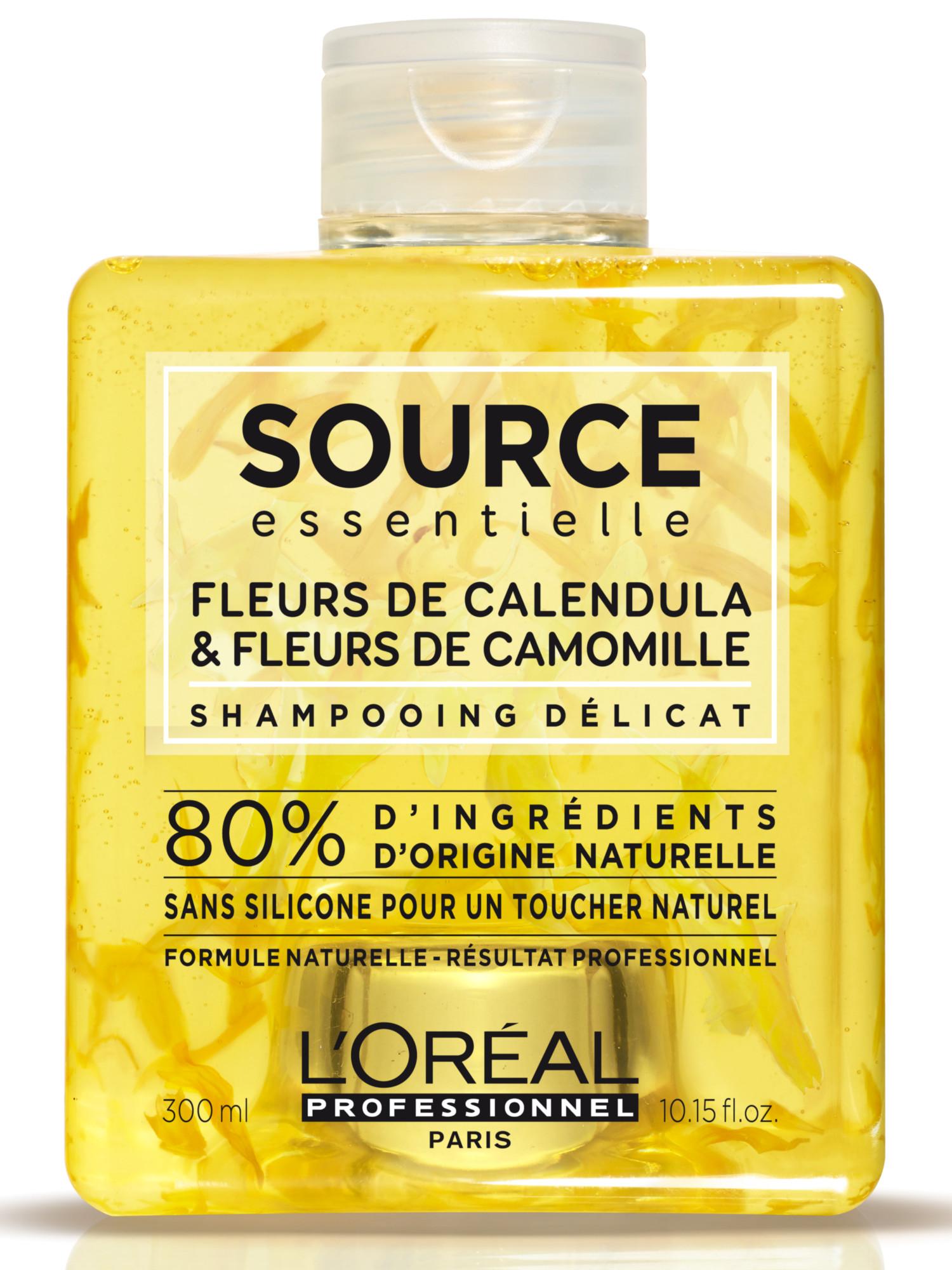 Veganský šampon pro citlivou pokožku Loréal Source Delicate - 300 ml + DÁREK ZDARMA