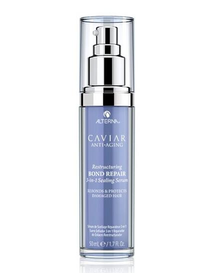 Sérum 3v1 pro poškozené vlasy Alterna Caviar Bond Repair - 50 ml (68001RE) + DÁREK ZDARMA