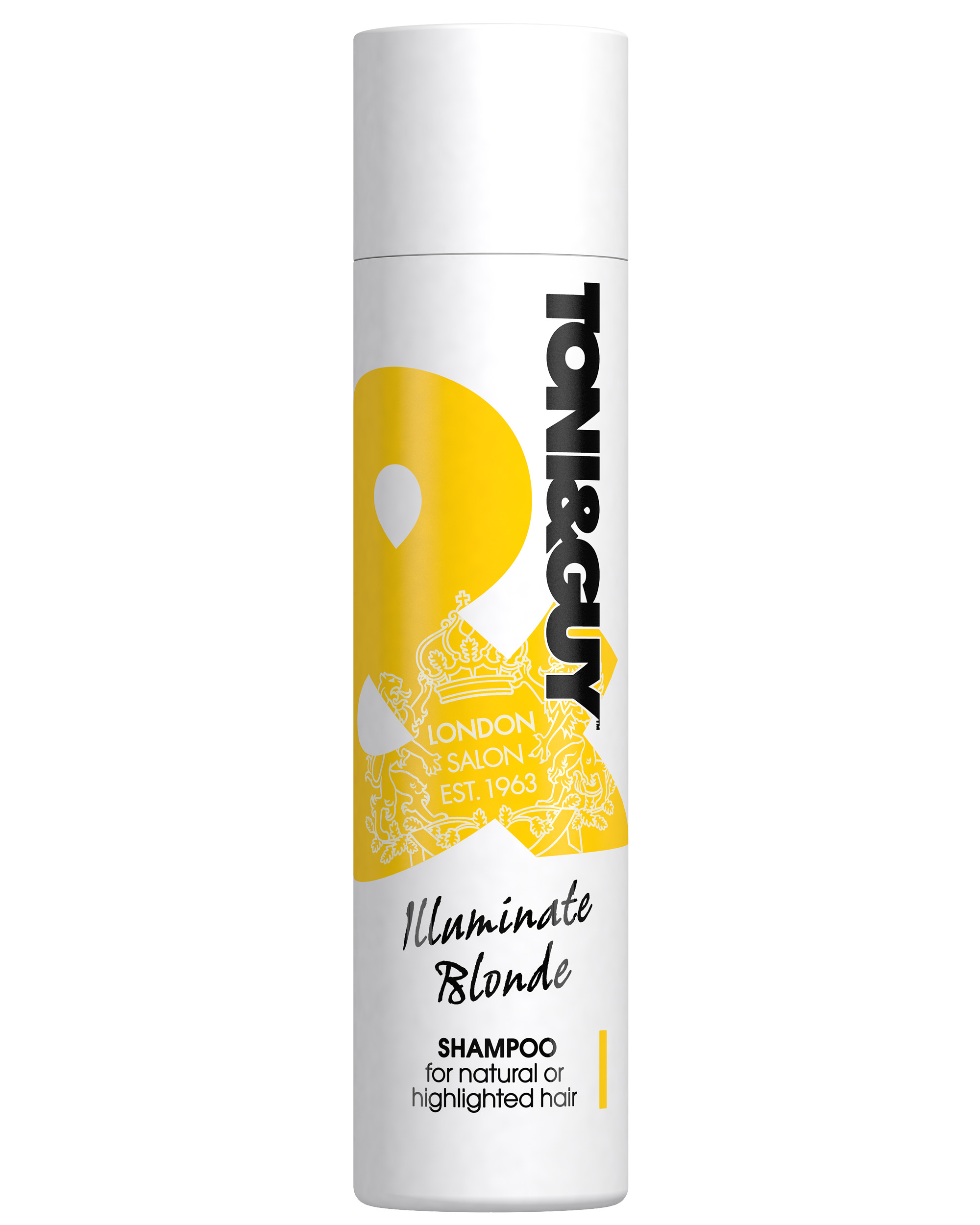 Šampon pro blond vlasy Toni a Guy Illuminate Blond - 250 ml (67521578, ULTG67521585) - Toni&Guy