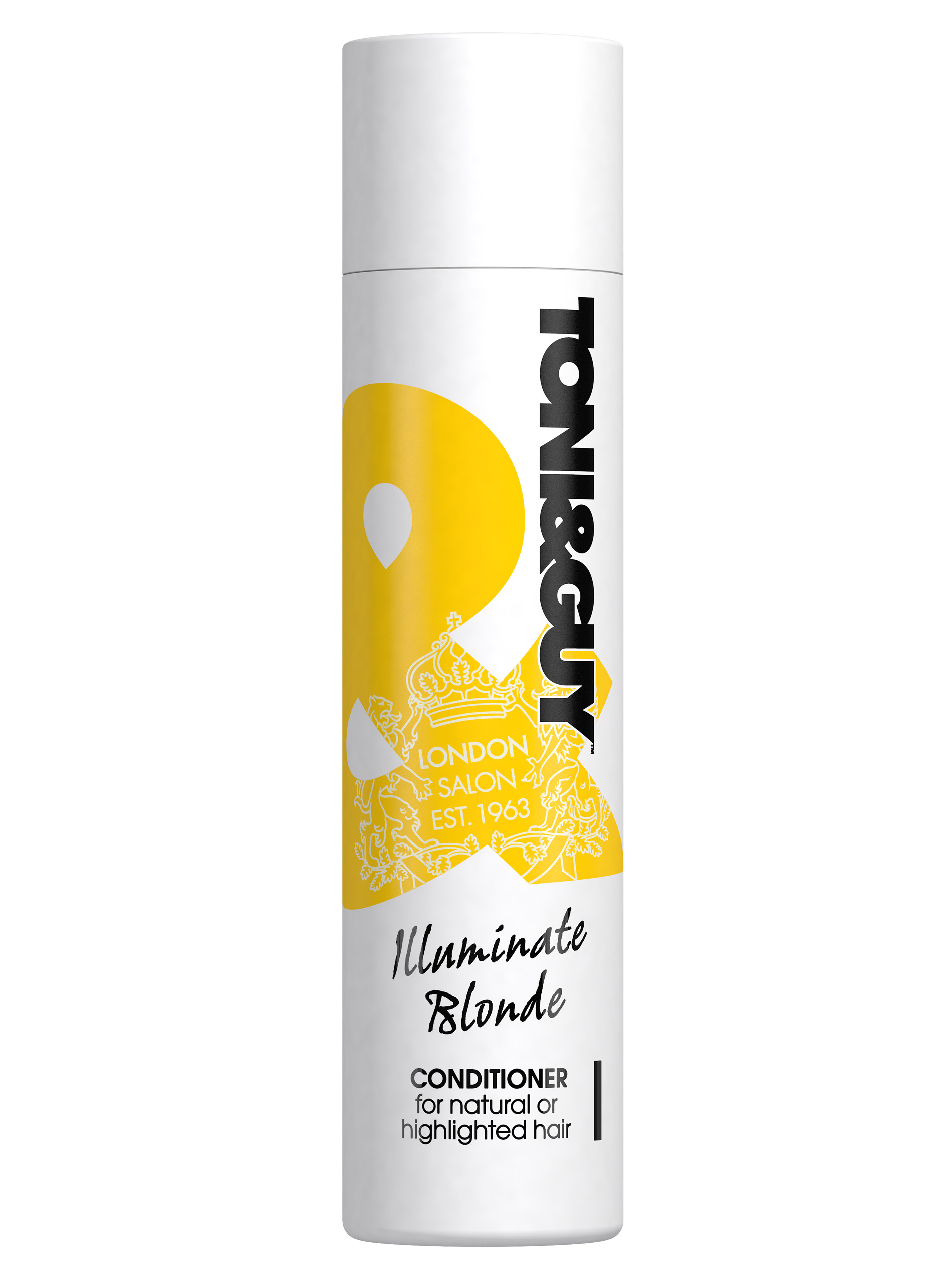 Kondicionér pro blond vlasy Toni a Guy Illuminate Blond - 250 ml (9192497, ULTG9206012) - Toni&Guy