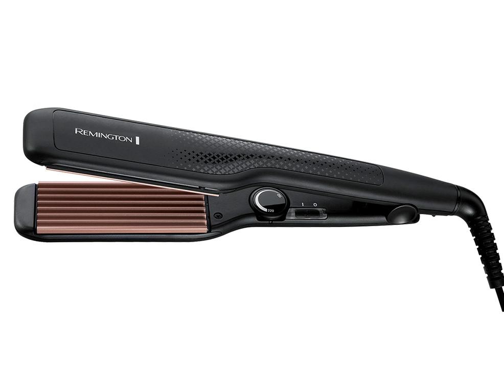 Krepovací kleště na vlasy Remington S3580 Ceramic Crimp 220 - černé + DÁREK  ZDARMA de112c64203