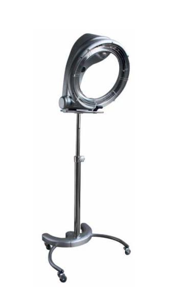 Rotační klimazon a sušící kukla 2v1 Hairway, stříbrná - použité (49022) + DÁREK ZDARMA