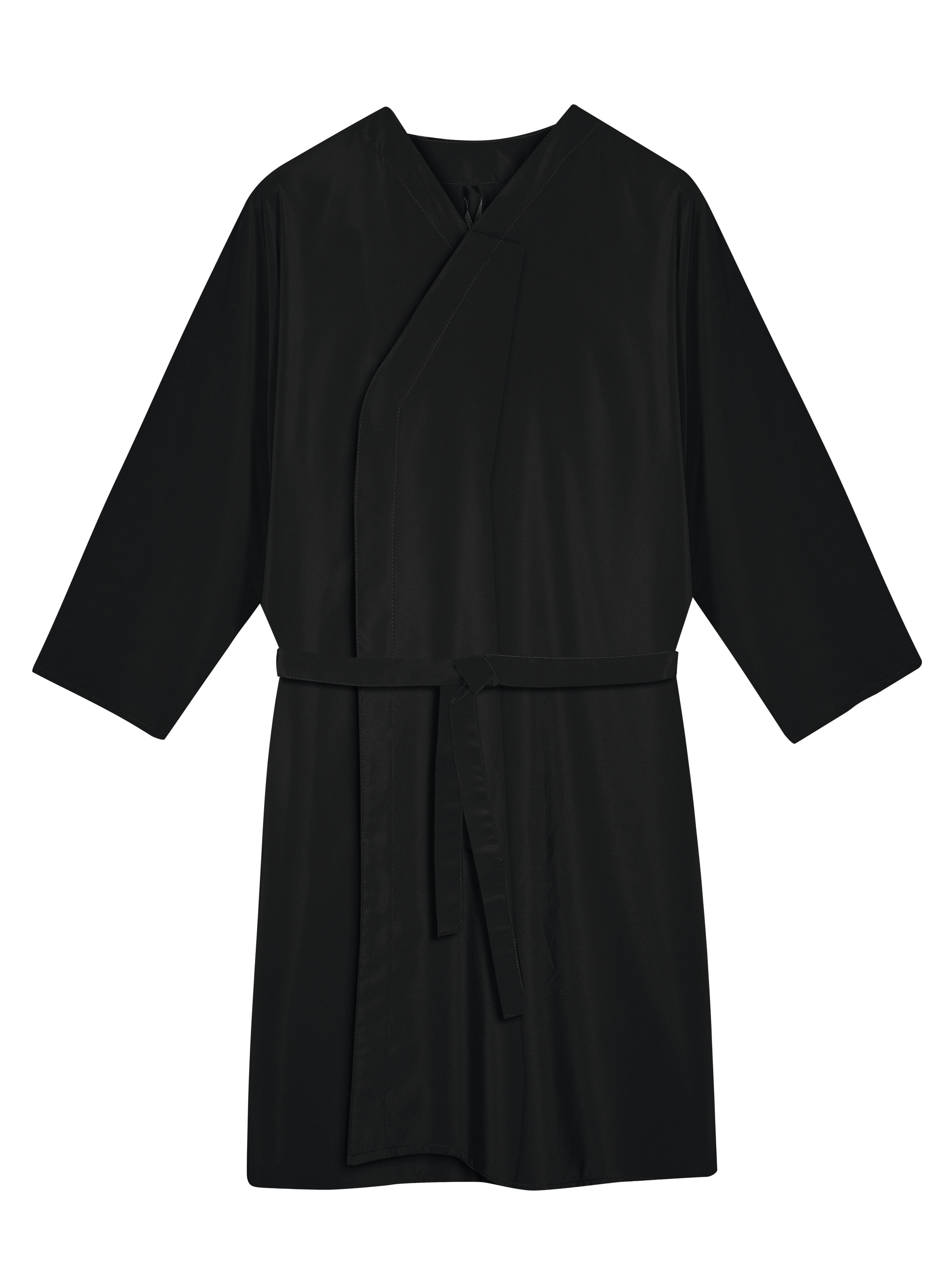 Kadeřnické kimono na barvení a stříhání Flexi Sibel - černé (598014202) +  DÁREK ZDARMA bdc20bfac5a