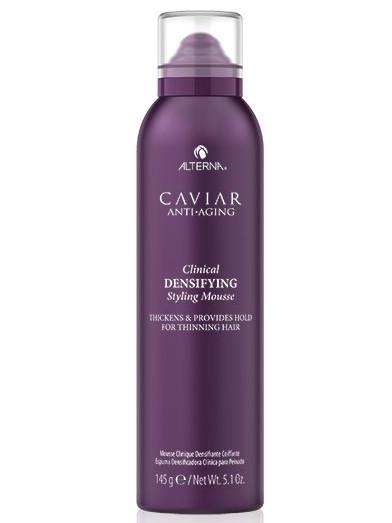 Lehká pěna pro řídnoucí vlasy Alterna Caviar Clinical Densifying - 145 g (67169RE) + DÁREK ZDARMA