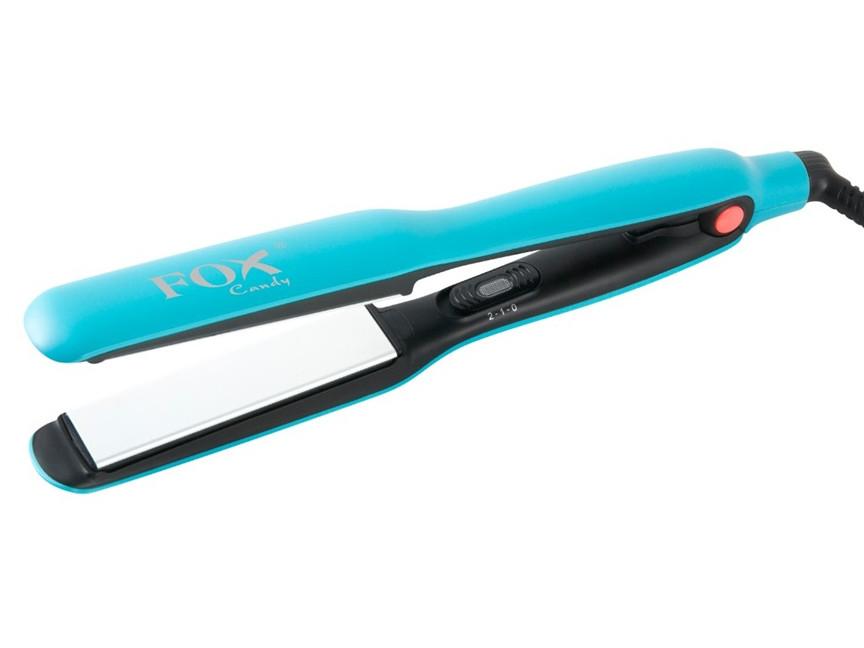 Žehlička na vlasy Fox Candy - tyrkysová (1204117, 2742088) + DÁREK ZDARMA
