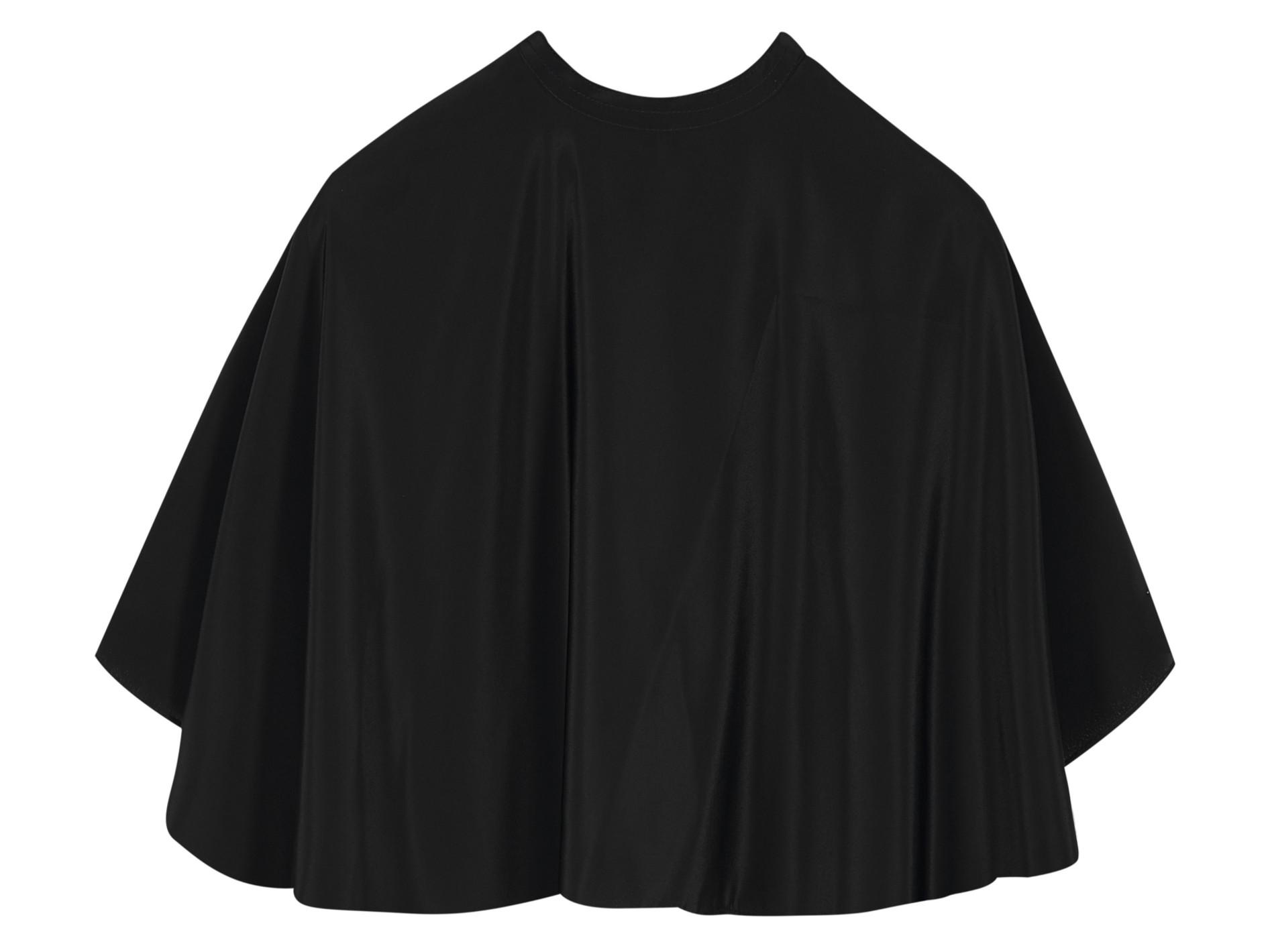 Pelerína na česání a líčení Sibel Flexi Cap Sibel - černá (5690000-02) + DÁREK ZDARMA
