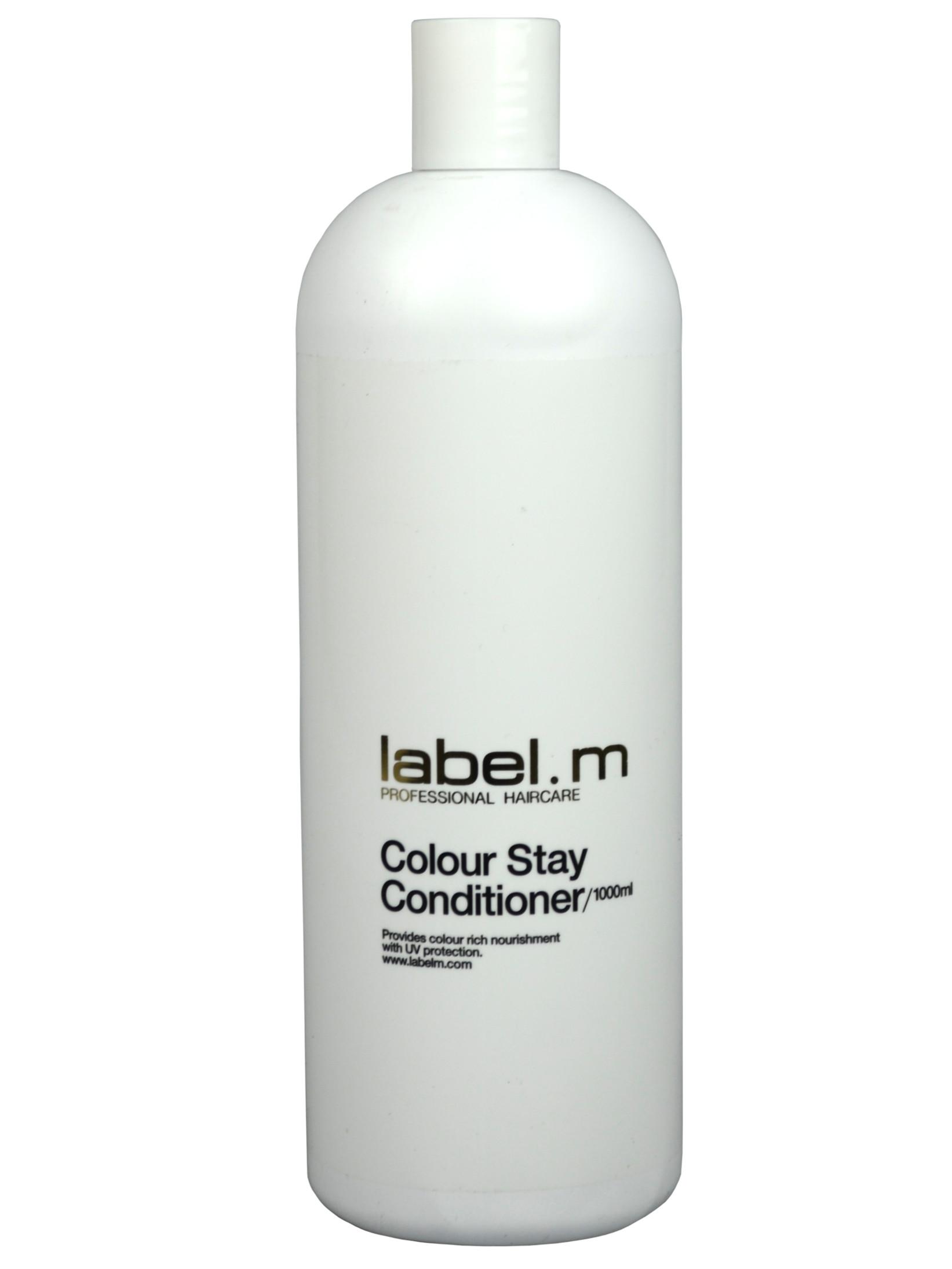 Péče pro barvené vlasy Label.m Colour Stay - 1000 ml (600055) + DÁREK ZDARMA
