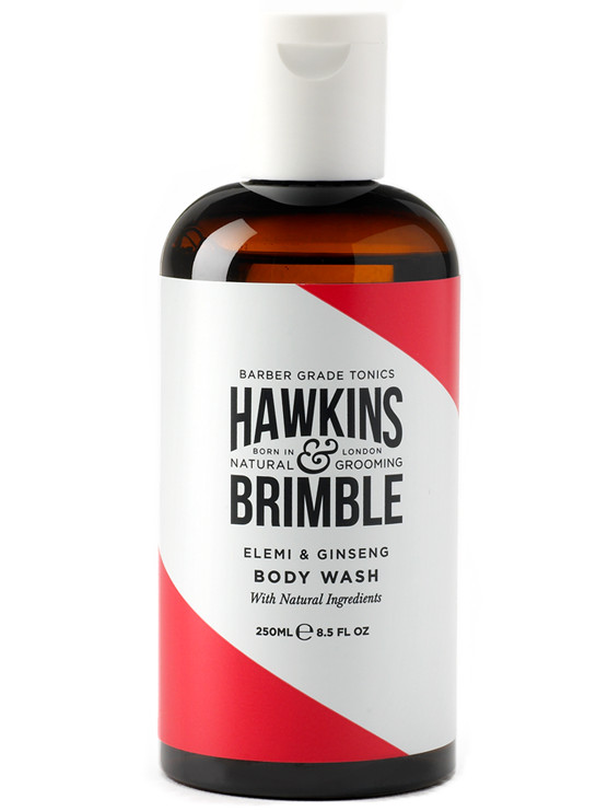 Pánský sprchový gel na tělo Hawkins a Brimble Body Wash - 250 ml (HAW032)