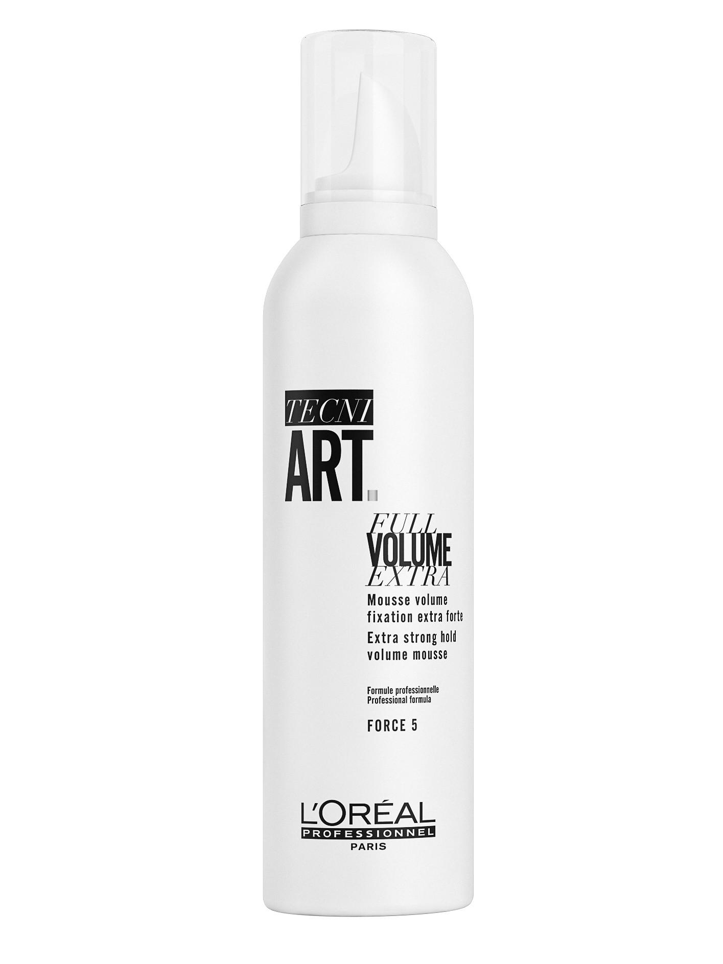 Pěna pro extra objem Loréal Tecni.Art Full Volume Extra - 250 ml - L'Oréal Professionnel + DÁREK ZDARMA