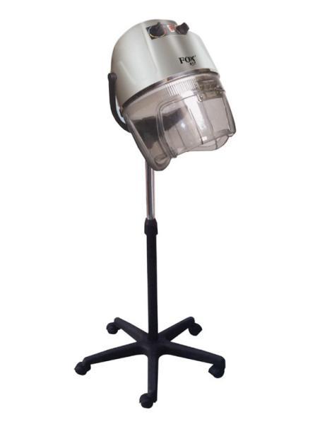 Fox air sušící helma na stojanu - 2 rychlostní, stříbrná (7511015) + DÁREK ZDARMA