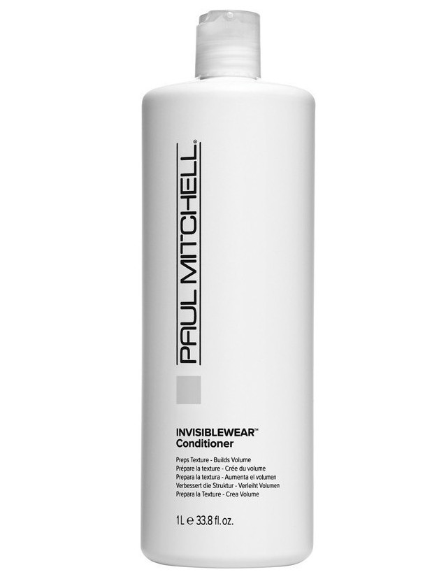Péče pro objem vlasů Paul Mitchell Invisiblewear® - 1000 ml (113104) + DÁREK ZDARMA