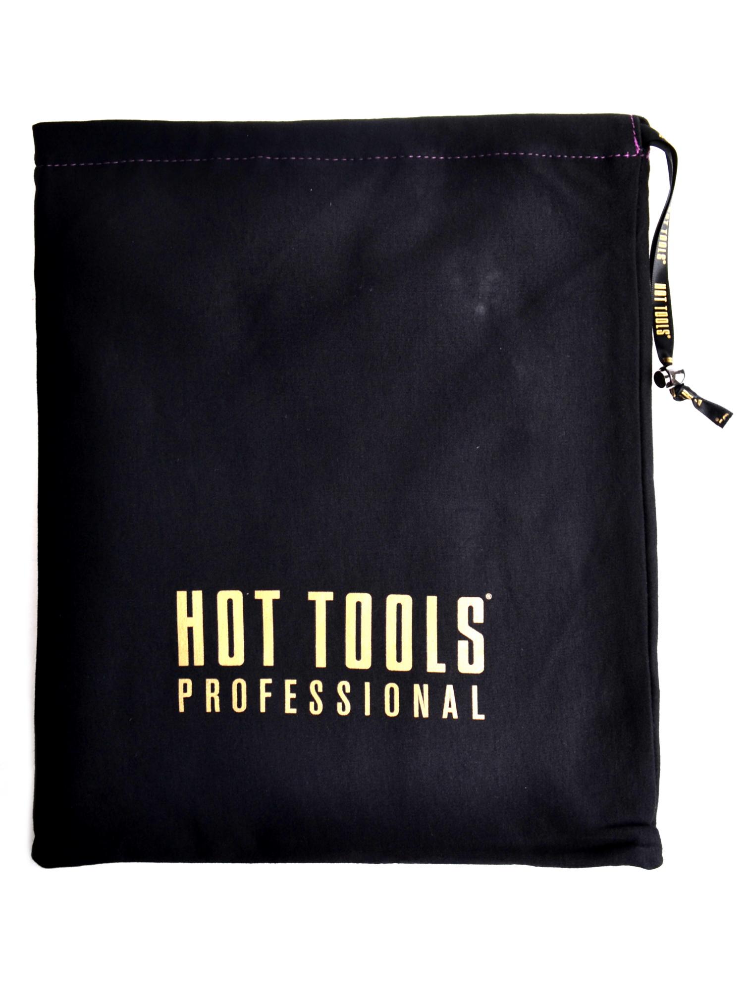 Cestovní sáček pro nástroje Hot Tools - černý (HTDUSTBAG)