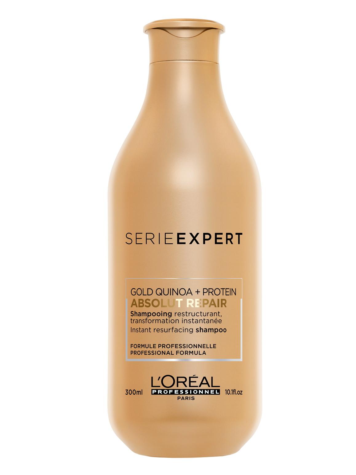 Šampon pro zcitlivělé a poškozené vlasy Loréal Absolut Repair - 300 ml + DÁREK ZDARMA