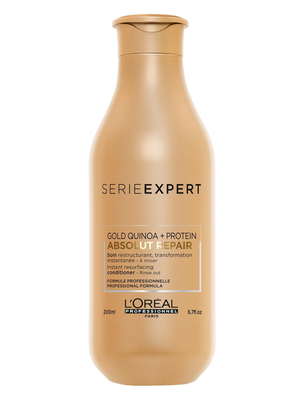 Péče pro velmi poškozené vlasy Loréal Absolut Repair - 200 ml + DÁREK ZDARMA