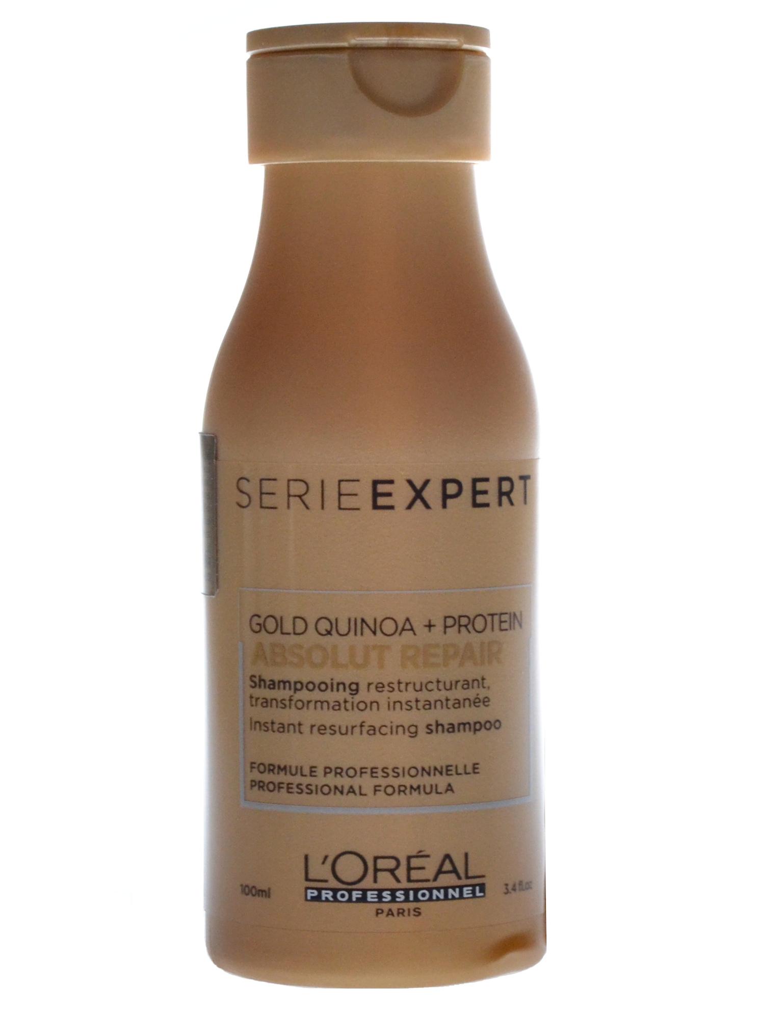 Šampon pro zcitlivělé a poškozené vlasy Loréal Absolut Repair - 100 ml