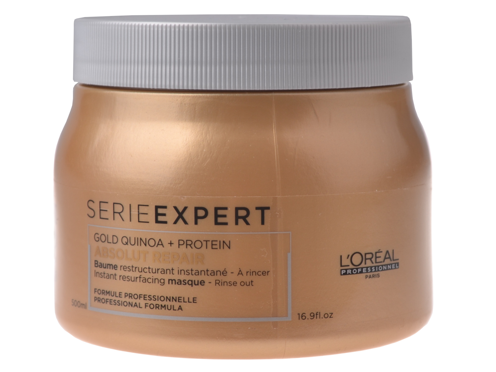 Intenzivní maska pro velmi poškozené vlasy Loréal Absolut Repair - 500 ml + DÁREK ZDARMA