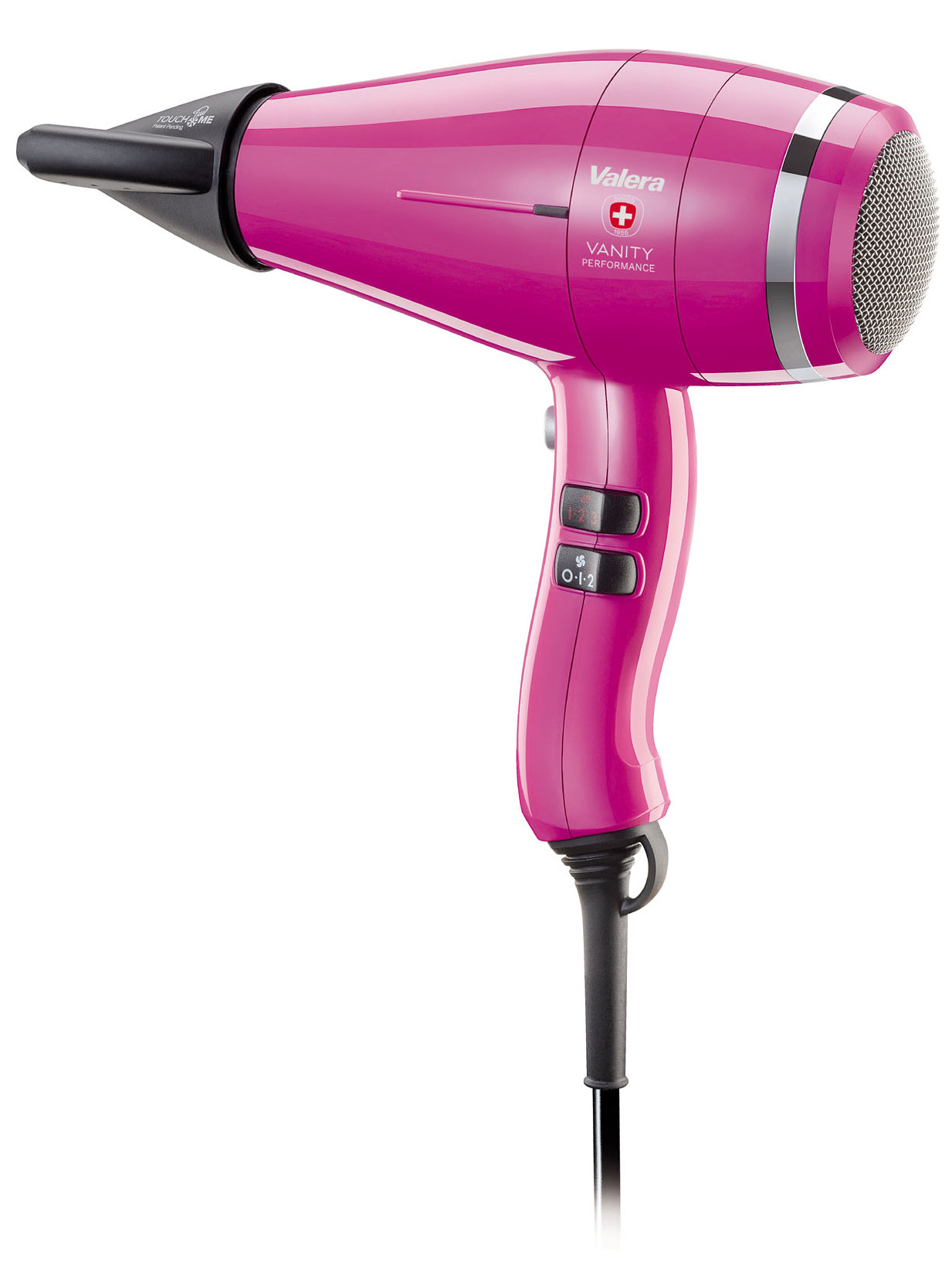 Profesionální fén Valera Vanity Performance Hot Pink - 2400 W, růžový (VA8612RCHP) + DÁREK ZDARMA