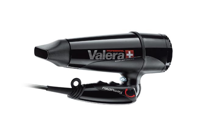Profesionální fén Valera SL5400T Ionic - sklápěcí, černý + DÁREK ZDARMA