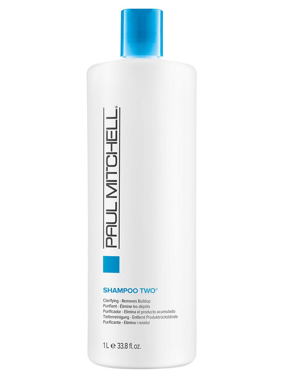 Šampon pro mastné vlasy Paul Mitchell Clarifying Two - 1000 ml (150124) + DÁREK ZDARMA