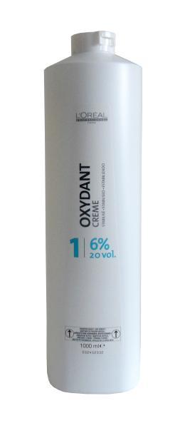 Loréal Oxidační krém 20 VOL 6% - 1000 ml + DÁREK ZDARMA