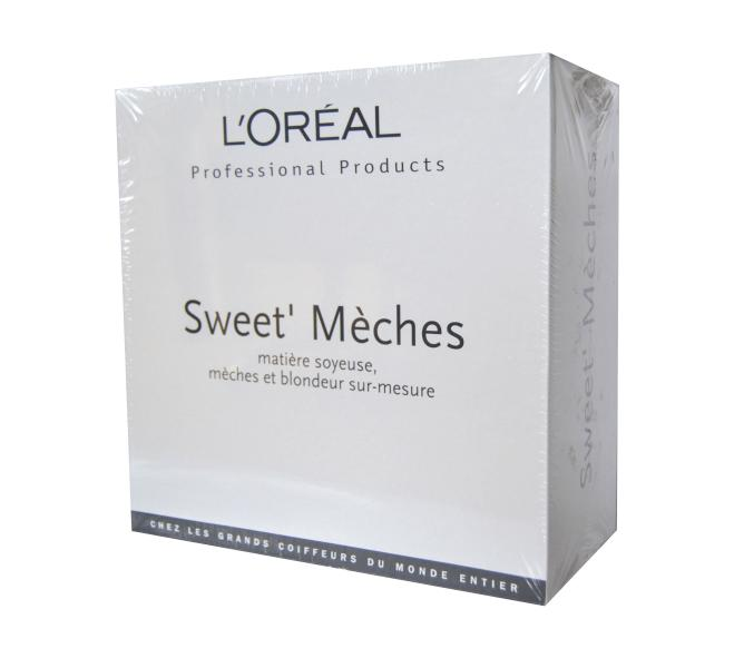 Loréal Fólie na melír Platinum - 1bal/155 ks + DÁREK ZDARMA