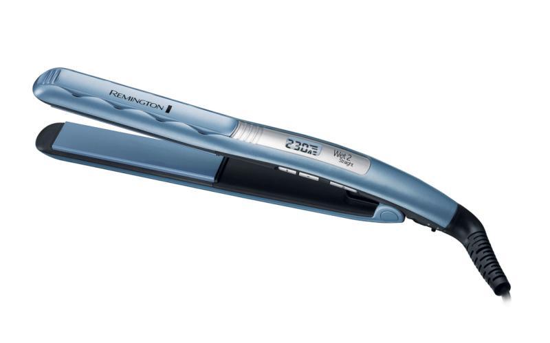 Remington Žehlička na vlasy Wet 2 Straight - 25 x 110 mm (S7200) + DÁREK ZDARMA