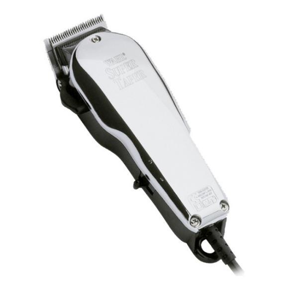 Wahl Profesionální strojek na vlasy Chrom Super Taper 4005-0472 + DÁREK ZDARMA