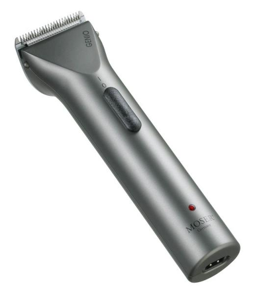Profesionální strojek na vlasy Moser Genio 1565-0077 + DÁREK ZDARMA