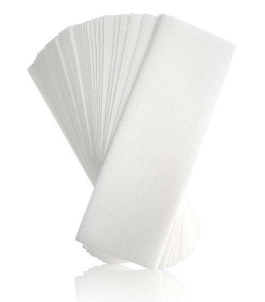 Depilační páska Hairway - 100 proužků, 20 x 7 cm (25201)