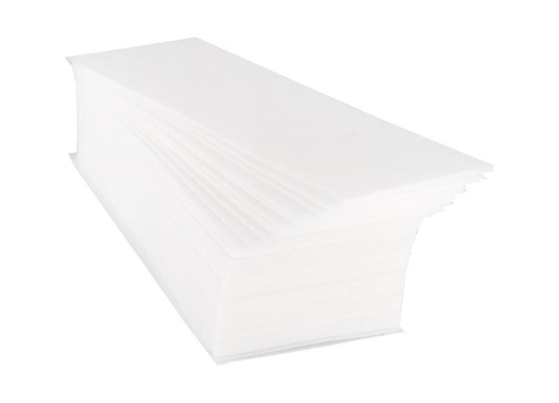 Depilační páska Eko-Higiena, perforovaná - 100 proužků, 21,5 x 6,5 cm (K/003/100P)