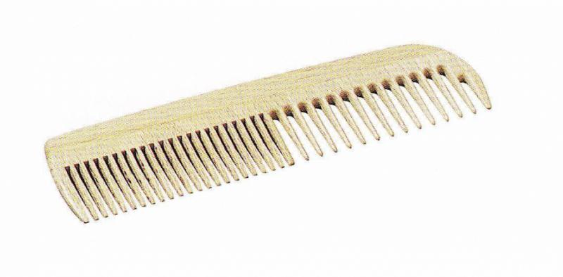 Hřeben z buk.dřeva Keller 626 22 00 - 170 mm